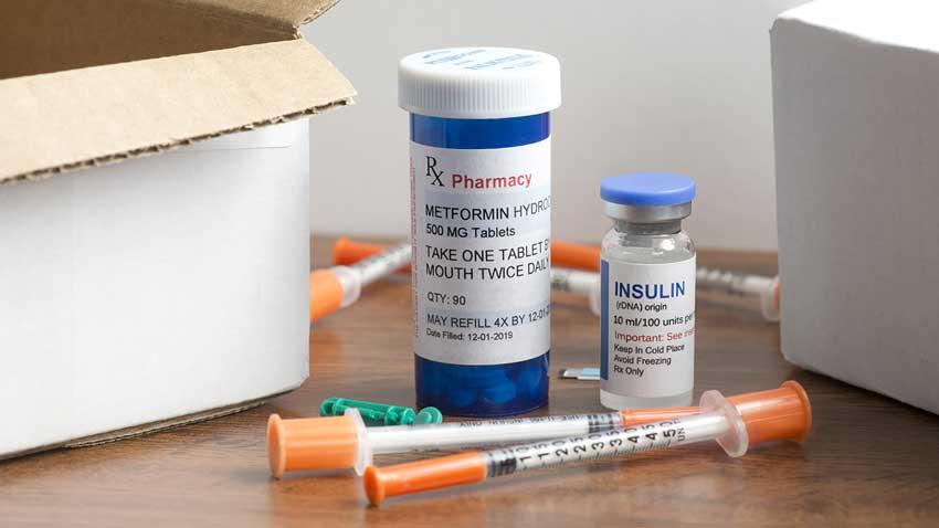 medicine temperature controlled shipment